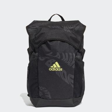 Training Black 4ATHLTS 3-Stripes Backpack