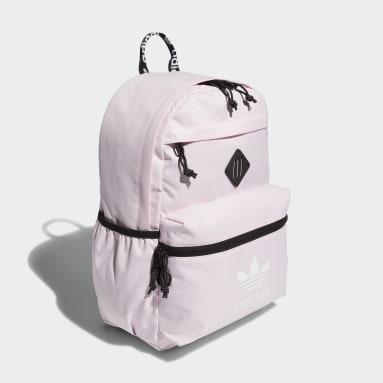 Originals Red Trefoil Backpack