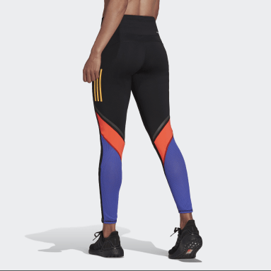 Mallas largas How We Do Negro Mujer HIIT