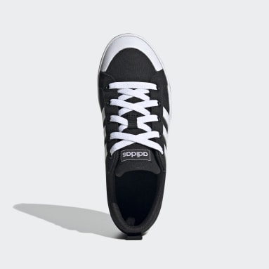 Kids Sport Inspired Black Bravada Shoes