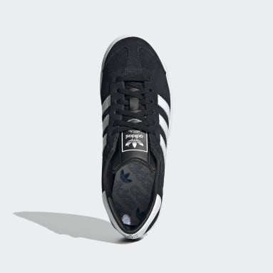 Youth 8-16 Years Originals Black Hamburg Shoes