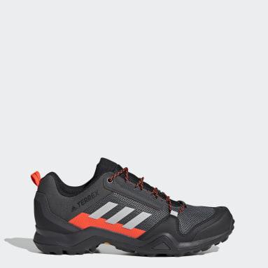 Terrex AX3 Hiking Shoes Szary