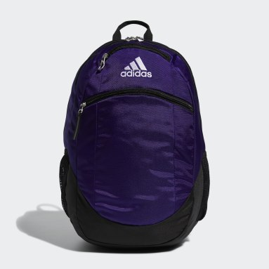 Soccer Purple Striker Team Backpack