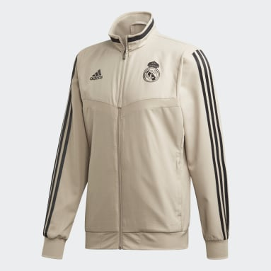 Real Madrid Presentasjonsjakke Rød