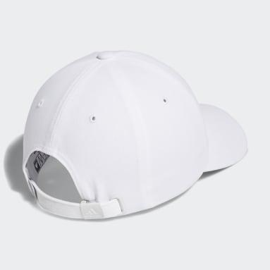 Women's Golf White Coat of Arms Cap