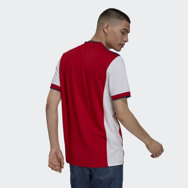 Maillot Domicile Arsenal 21/22 Blanc Hommes Football