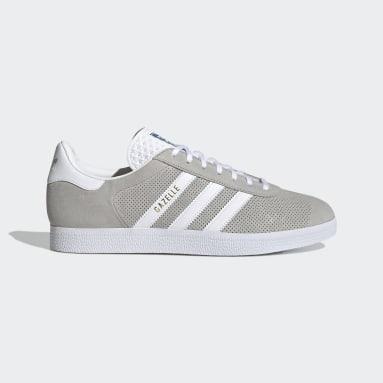 Men's Originals Grey Gazelle Shoes
