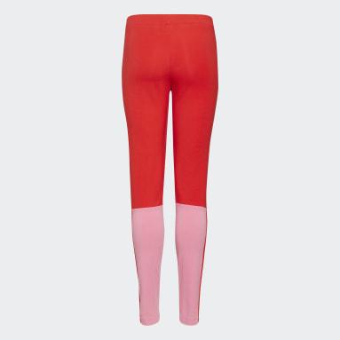 Girls Sportswear Red adidas x Disney Pixar Monsters, Inc. Leggings