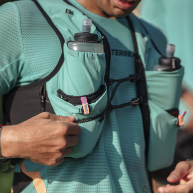 TERREX Groen Terrex Trail Running Bodywarmer