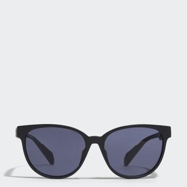 Running Black Sport Sunglasses SP0021