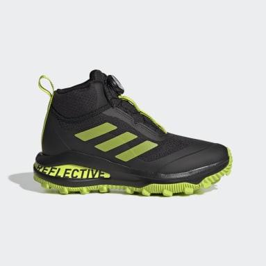 Chaussure FortaRun Freelock All Terrain Running Noir Enfants Running