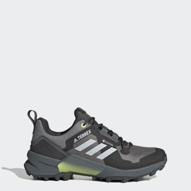 Women's TERREX Grey Terrex Swift R3 GORE-TEX Hiking Shoes