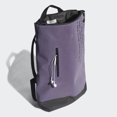 фиолетовый Рюкзак Toploader