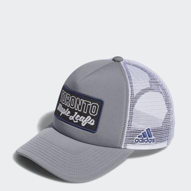 Men Sportswear Multicolor Maple Leafs Foam Trucker Cap