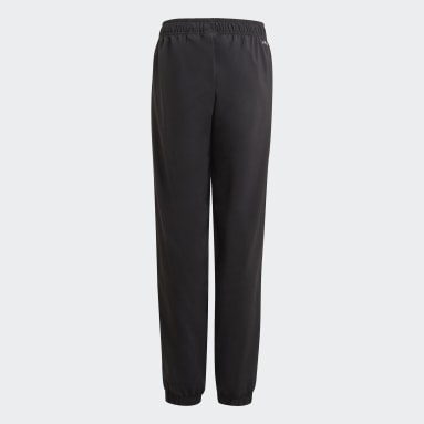 Boys Lifestyle Black adidas Essentials Stanford Pants