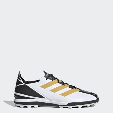 Football White Gamemode Turf Boots