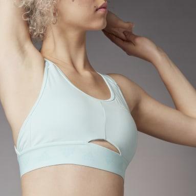 Brassière en mesh Vert Femmes Fitness Et Training