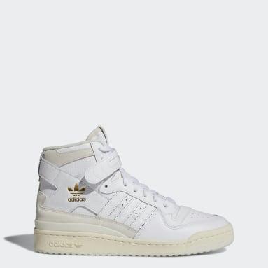 Forum 84 Hi Shoes Bialy
