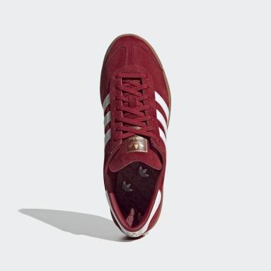 Originals Hamburg Schuh Rot