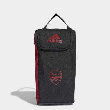 ฟุตบอล สีดำ กระเป๋ารองเท้า Arsenal