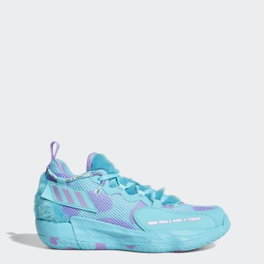 Chaussure Dame 7 EXTPLY Sulley Monsters, Inc. Turquoise Basketball