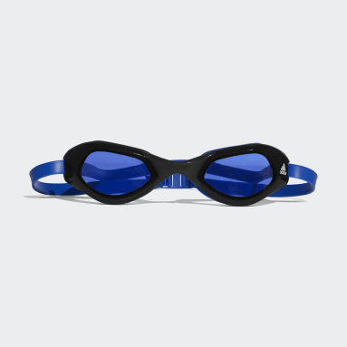 Swimming Blue persistar comfort unmirrored swim goggle