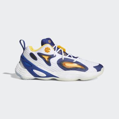 Basketball White Eric Emanuel Exhibit A Shoes