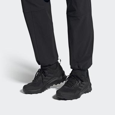 черный Кроссовки для хайкинга Terrex AX4 Primegreen