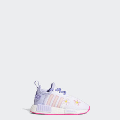 Infant & Toddler Originals White NMD_R1 Monsters, Inc. Shoes