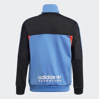 Youth Originals Black adidas Adventure Track Jacket