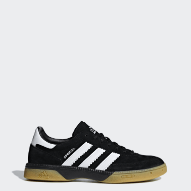 Sapatos Handball Spezial Preto Netball