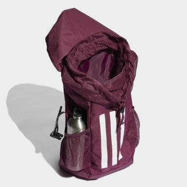 Fitness Og Træning Burgundy 4ATHLTS rygsæk