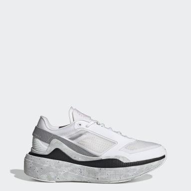 белый Кроссовки для бега adidas by Stella McCartney Earthlight Mesh