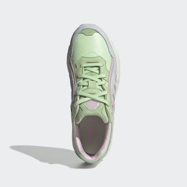 Tenis Yung-96 Chasm Verde Hombre Originals