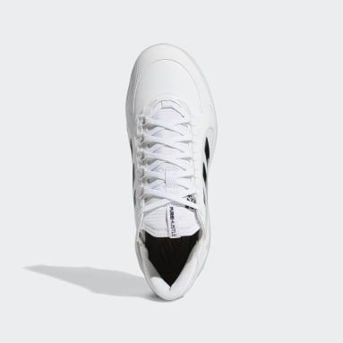 Women's Softball White PureHustle 2 Elite Tokyo Baseball Shoes