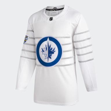 Men Hockey Multi Jets All-Star Authentic Jersey