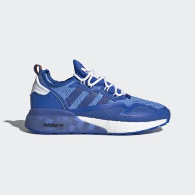 Youth Originals Blue Ninja ZX 2K Boost Shoes