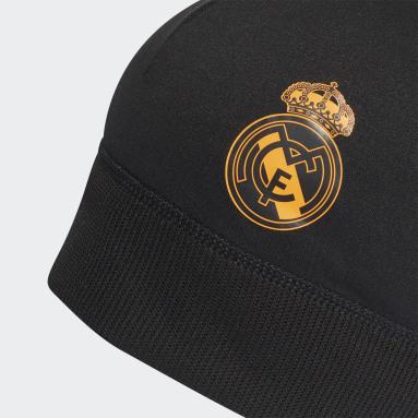 Fußball Real Madrid AEROREADY Mütze Schwarz