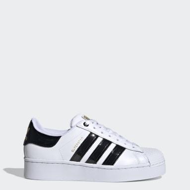Baskets à grosse semelle blanches   adidas FR