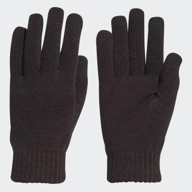 Running Performance Handschuhe Schwarz