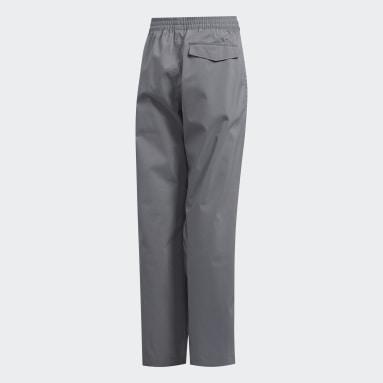 Jungen Golf Provisional Regenhose Grau