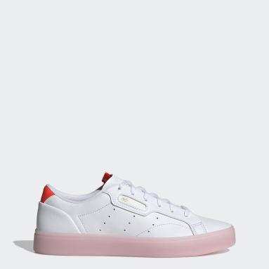 adidas Sleek Sko Hvit