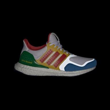 Kinderen Hardlopen Wit adidas Ultraboost DNA x LEGO® Colors Schoenen