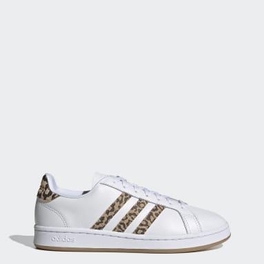 Zapatilla Grand Court Blanco Mujer Sportswear