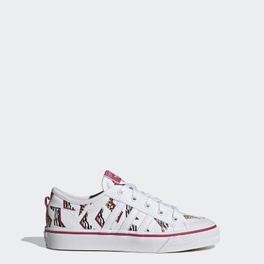 Kinder Originals Nizza Schuh Weiß