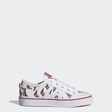 Børn Originals Hvid Nizza sko