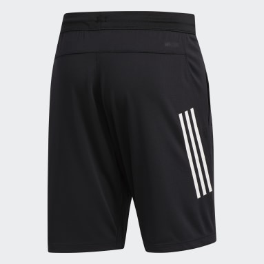 Shorts 3-Stripes 9-Inch Preto Homem Training