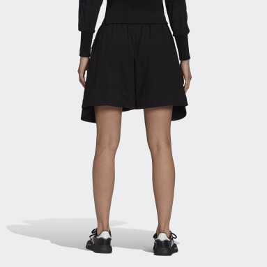 Shorts Y-3 Classic Light Stretch Woven Negro Mujer Y-3