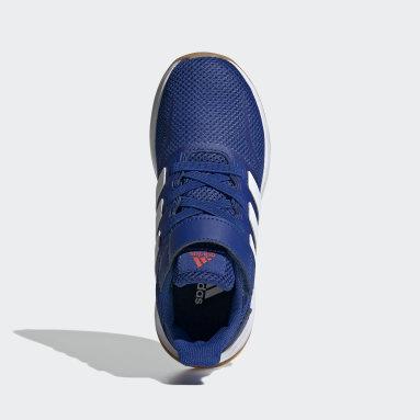 Zapatillas Run Falcon (UNISEX) Azul Niño Running