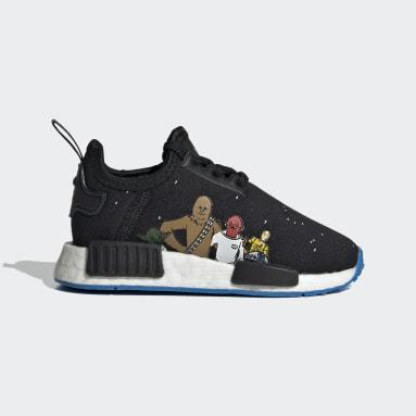 Infant & Toddler Originals Black NMD_R1 Star Wars Shoes